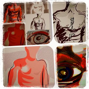 Torso Collage