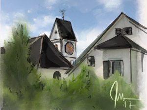Reformierte Kirche Birmensdorf (1 von 5 vergeben)