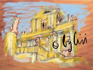 Bild für e Domchor vo der St. Ursekathedrale(nicht verkäuflich)