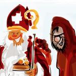 Chlaus und böse Schmutzli