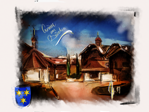 Zenhäusern,  Bürchen VS (für Postkarte)